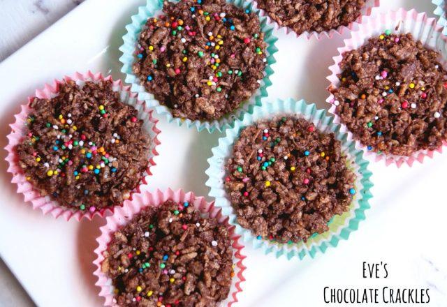 Eve's Chocolate Crackles