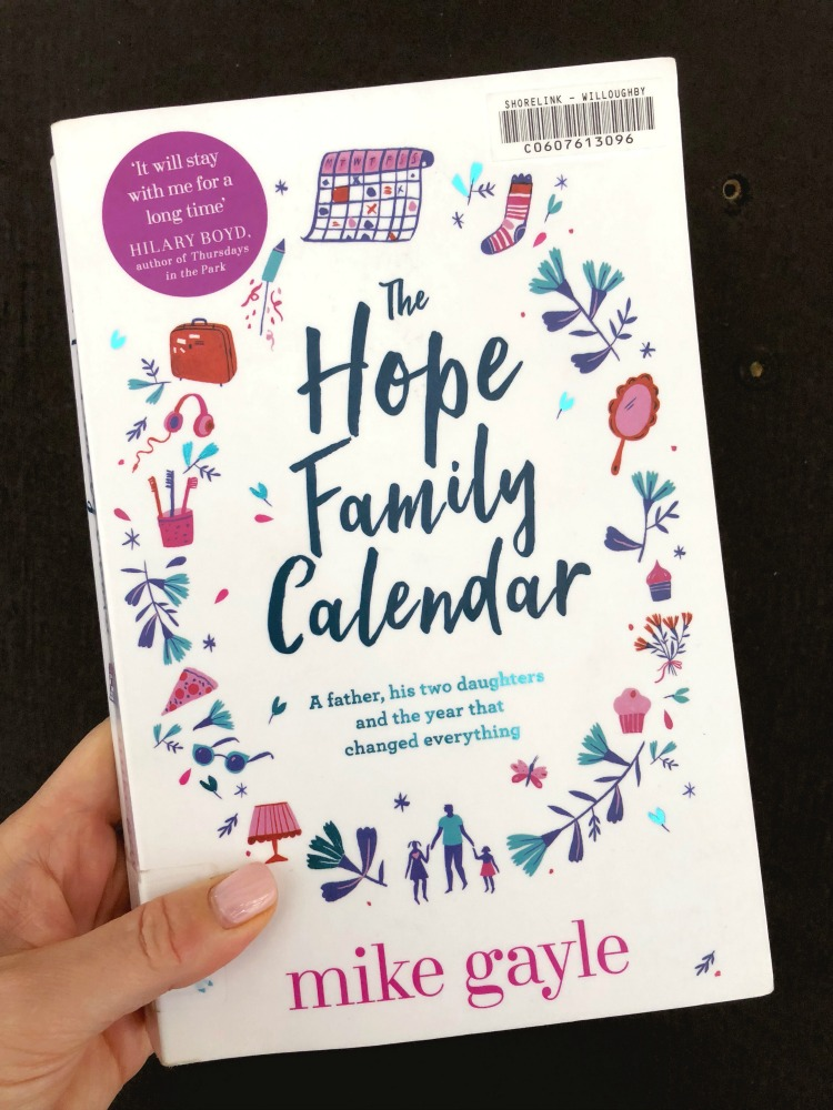101 Books in 1001 Days - The Hope Family Calendar