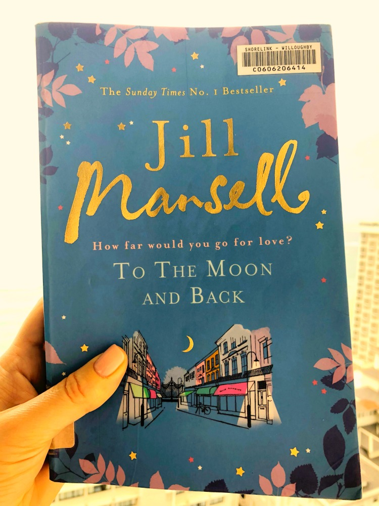 To The Moon and Back - Jane Mansell