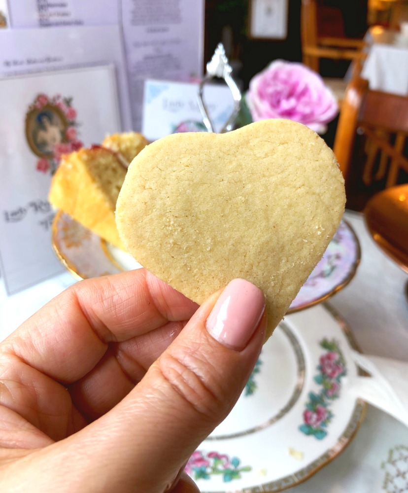 Lady Rose's Edwardian Tearoom - Shortbread