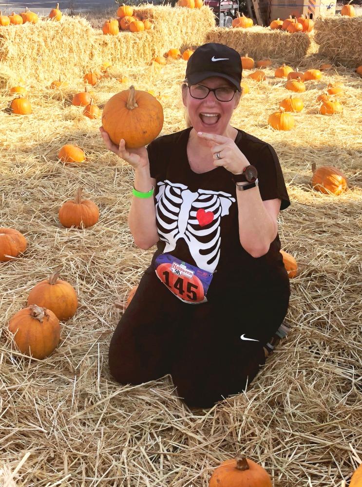 Halloween 5k pumpkin patch
