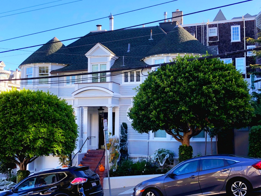 Things to see and do in San Francisco - Mrs Doubtfire's house