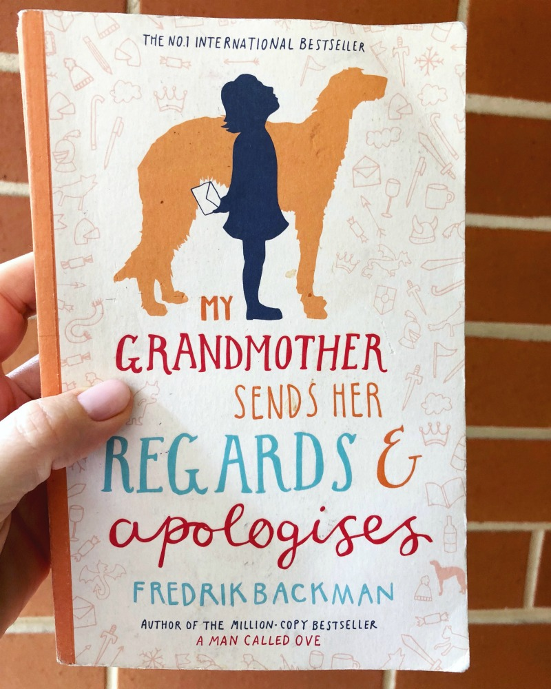 101 books in 1001 days - my grandmother sends her regards and apologies