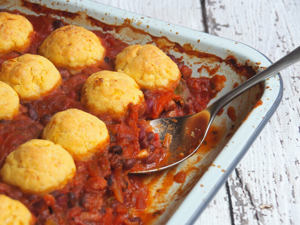 Four-bean-chilli-with-cornbread-dumplings 6