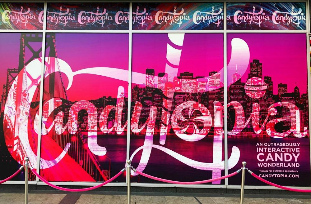 Candytopia - San Francisco