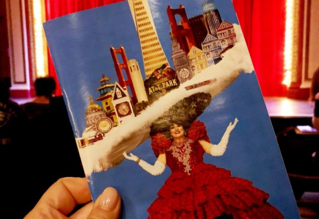 Beach Blanket Babylon – So San Francisco!