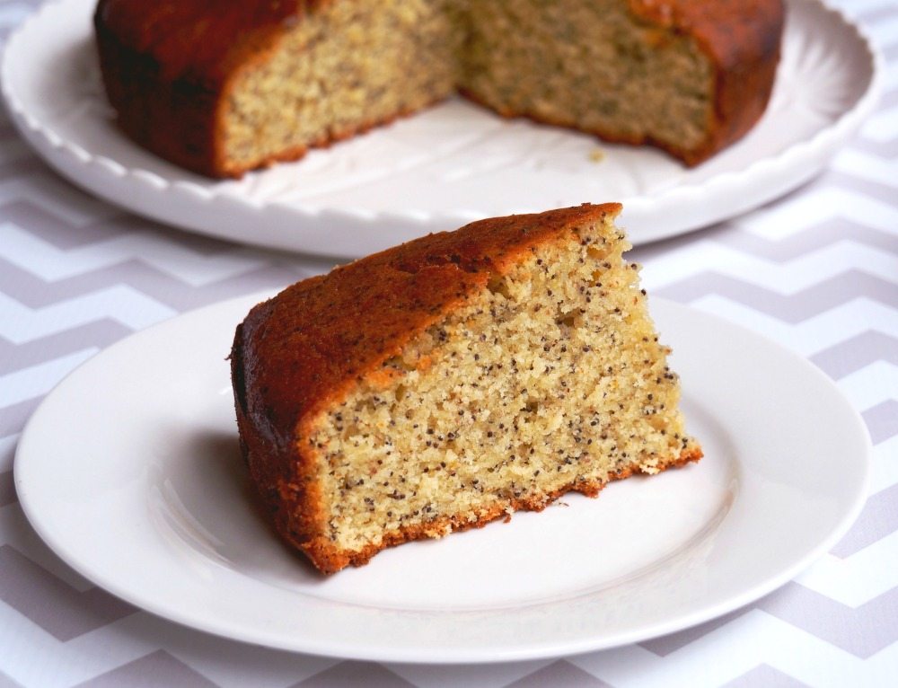 Orange and poppyseed cake 5