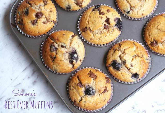 Simone's Best Ever Muffins
