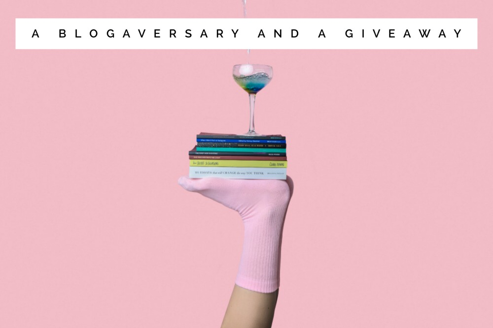 a 7th blogaversary and a giveaway