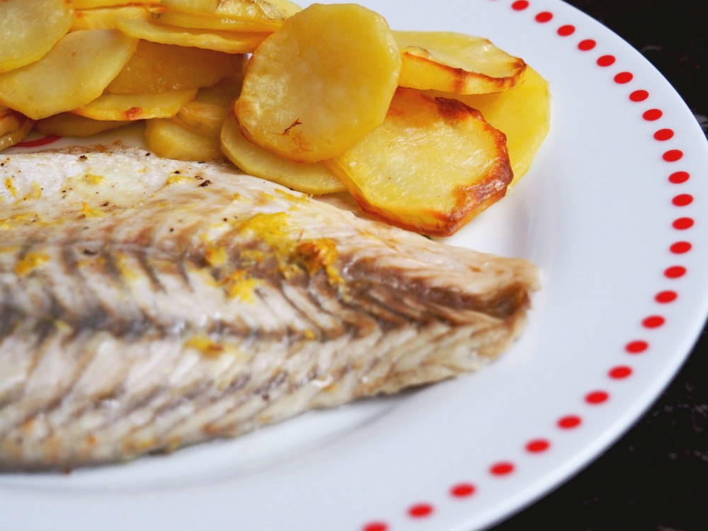 Donna Hay Oven Baked Fish and Chips 2