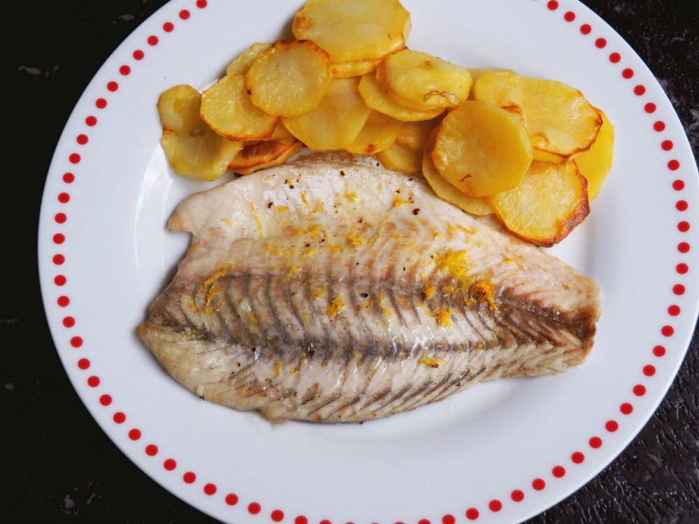Donna Hay Oven Baked Fish and Chips 3