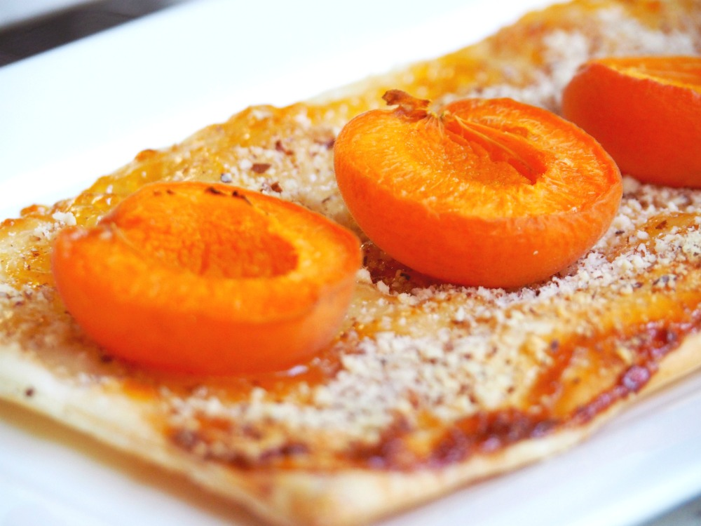 Donna Hay's Apricot Tarts 2
