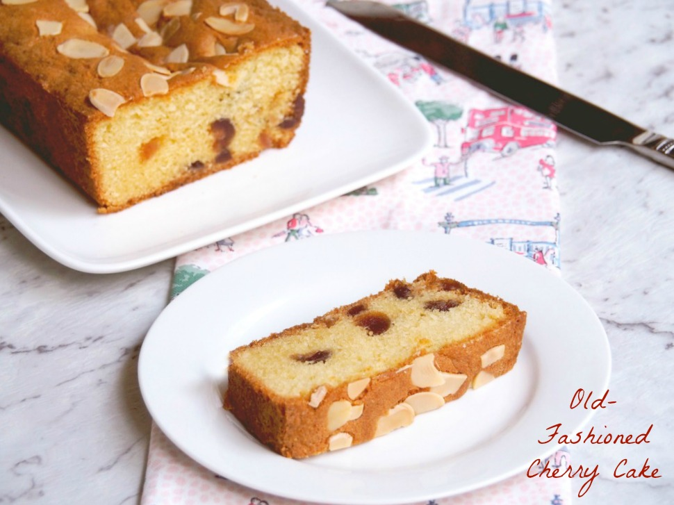 old-fashioned-cherry-cake