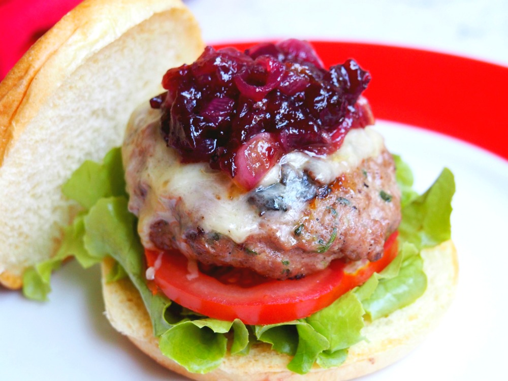 turkey-burgers-with-cranberry-onions