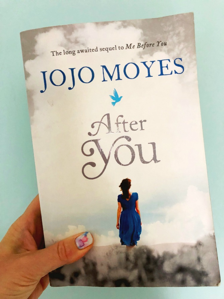 101 books in 1001 Days After You