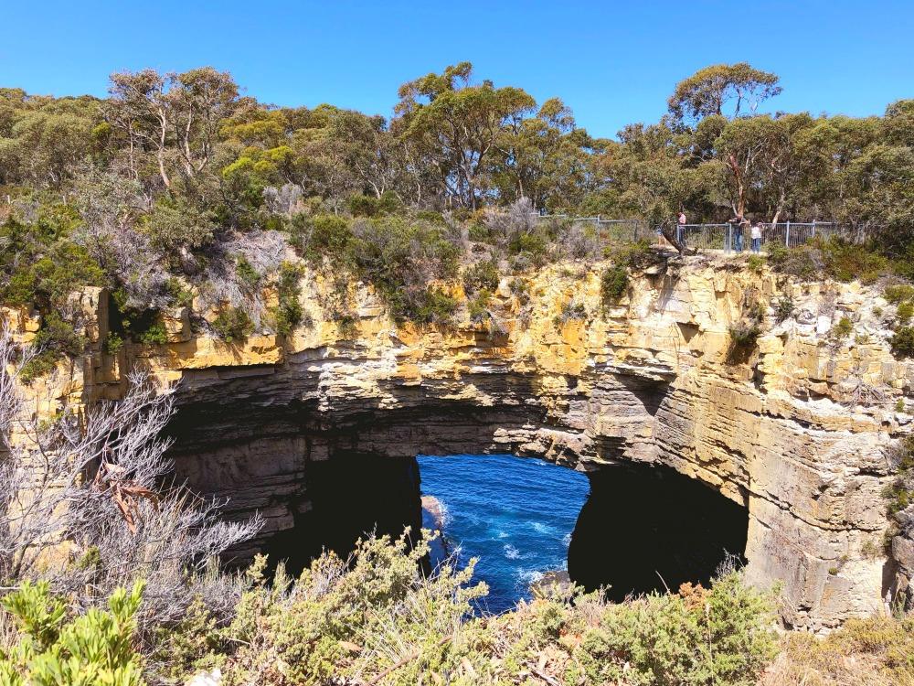 Let's Show You Tasmania Tours Tasman Arch