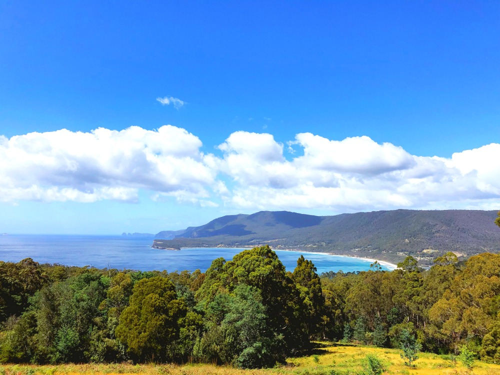 Let's Show You Tasmania Tours Pirates Bay Lookout