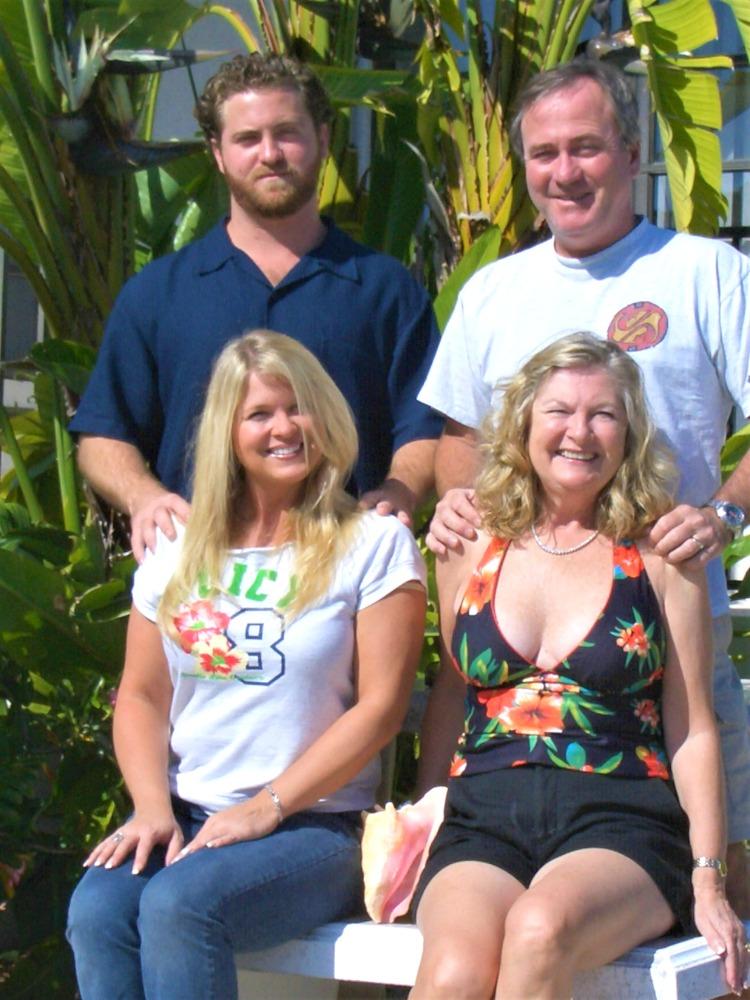 She's so inspiring - Mary O Connor Family in FL
