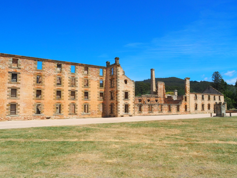 Touring with Let's Show You Tasmania Port Arthur