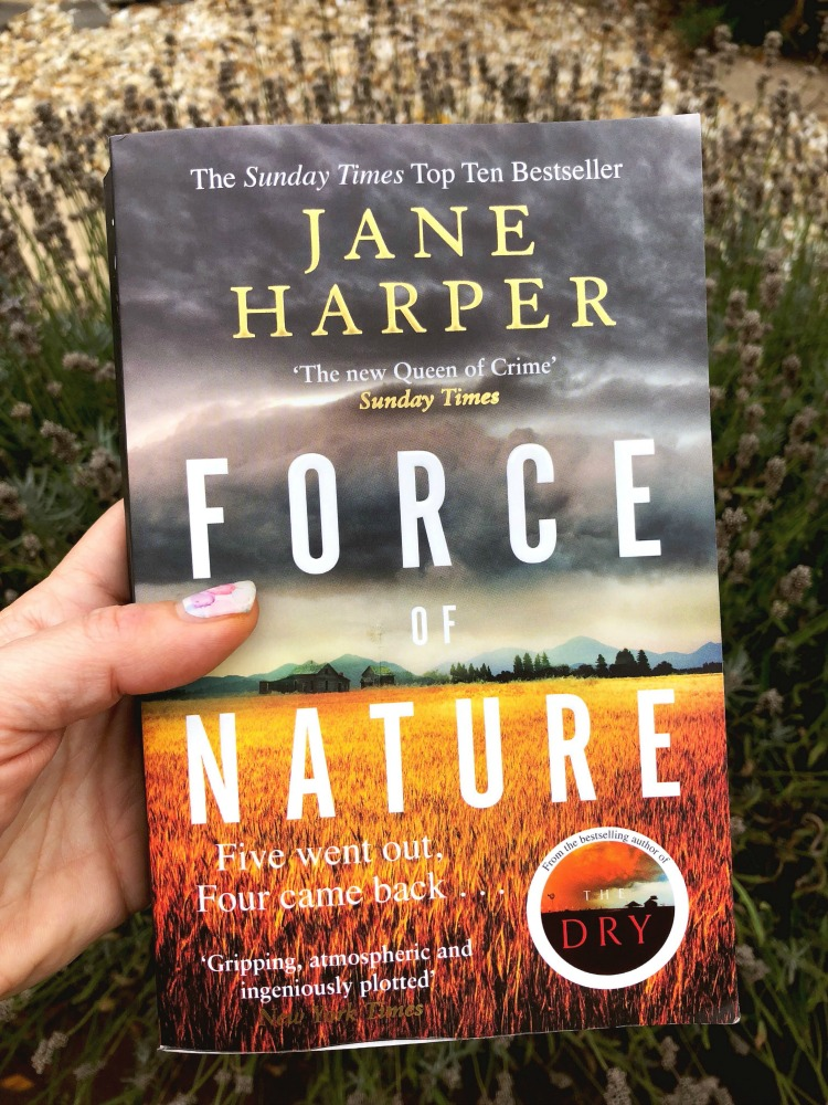 101 books in 1001 Days Force of Nature