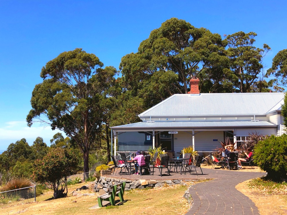 72 hours in Tasmania - signal station brasserie