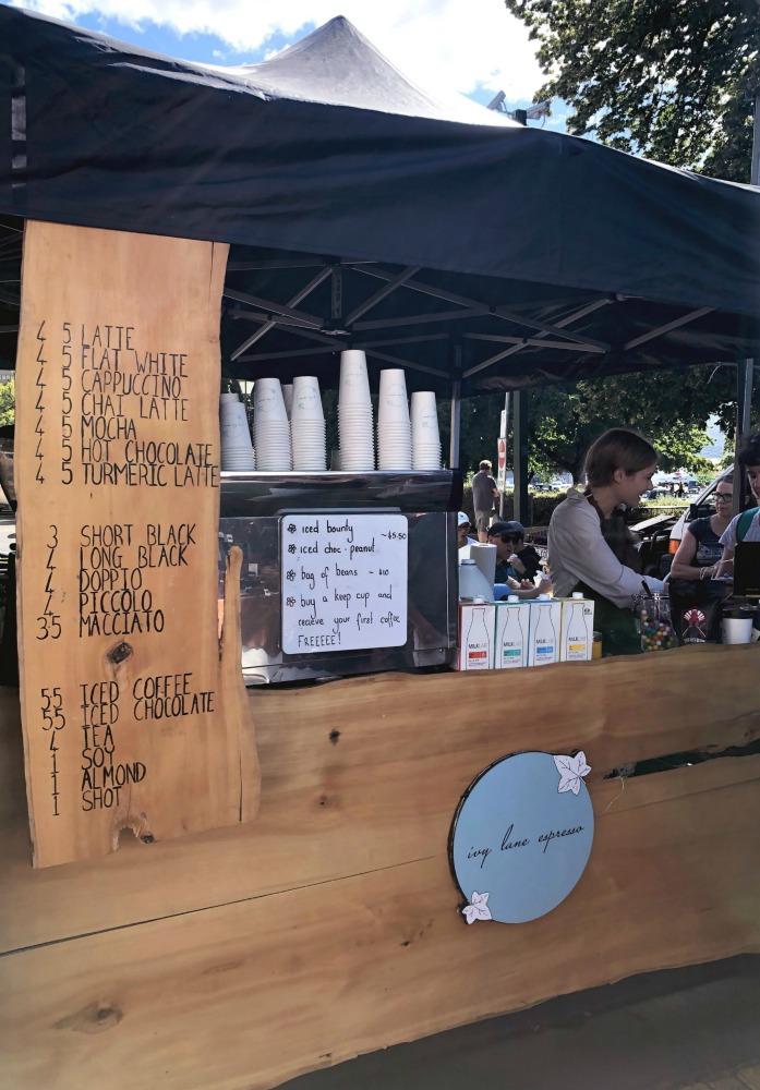 72 hours in Hobart - Ivy Lane Espresso
