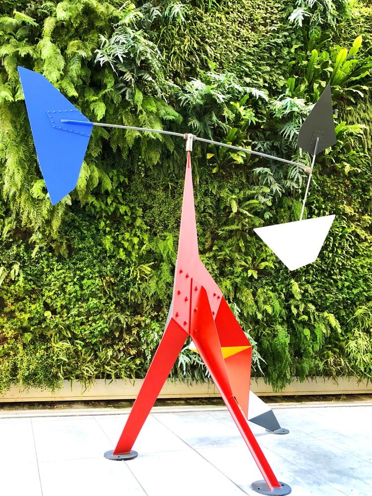 5 museums to visit in San Francisco - SFMOMA sculpture garden