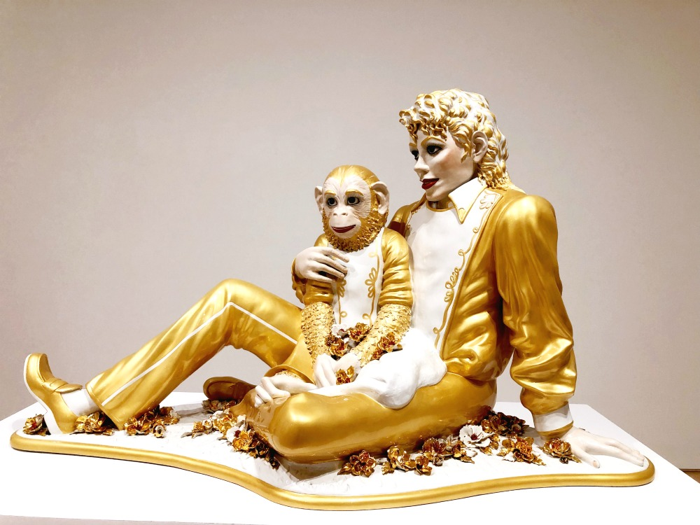 5 museums to visit in San Francisco - SFMOMA Michael Jackson