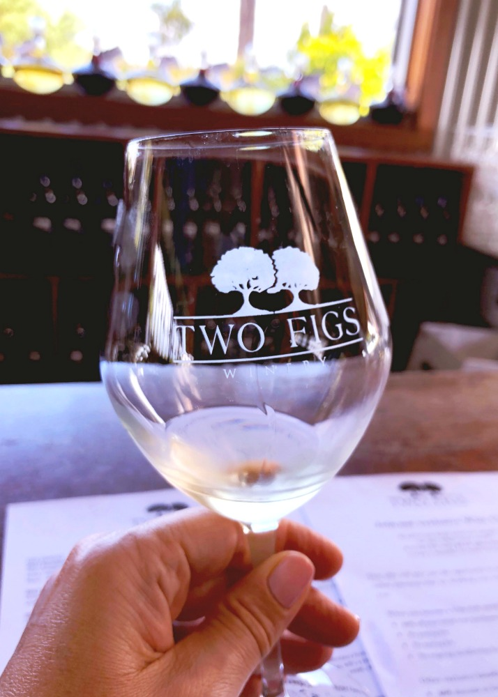 A weekend in Berry - Two Figs Winery