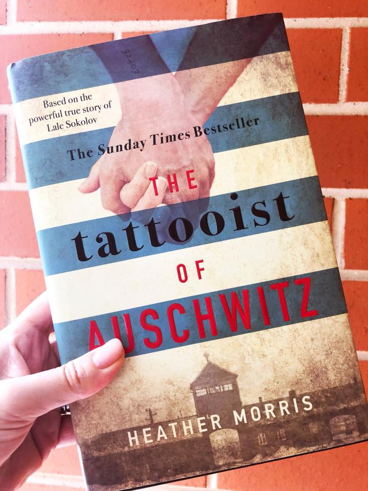 101 books in 1001 Days - The Tattooist of Auschwitz