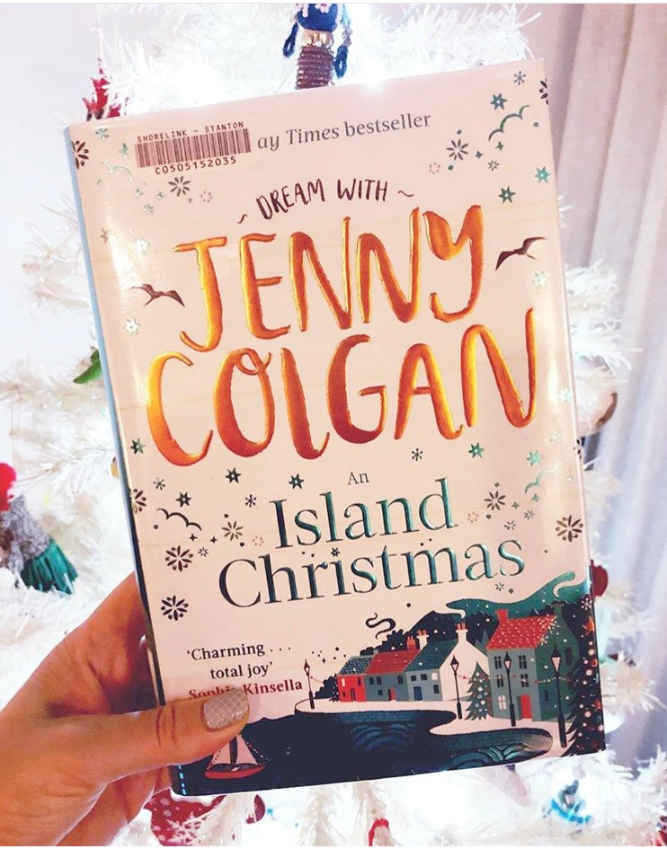 101 books in 1001 Days - An Island Christmas