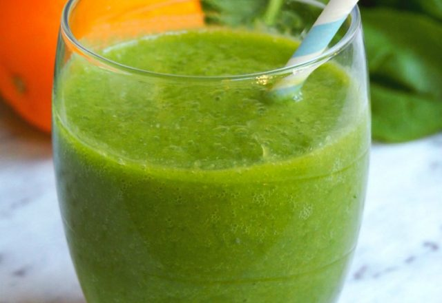 Thermomix Sara's Green Juice