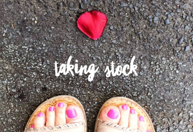 Taking Stock – January 2019