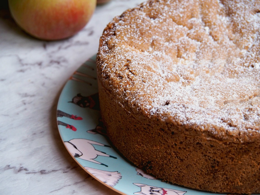 one-pot-spiced-apple-cake 3