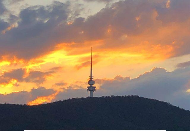 A Long Weekend in Canberra