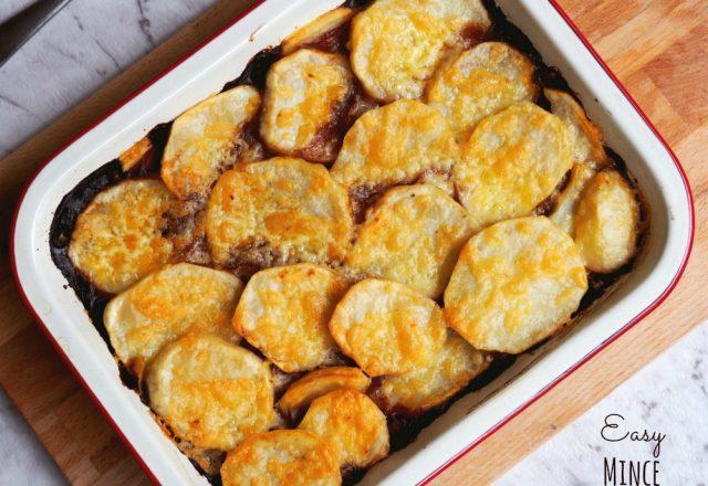 Easy Mince and Potato Hot-Pot