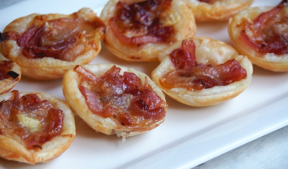 cranberry-and-caramelised-red-onion-tarts