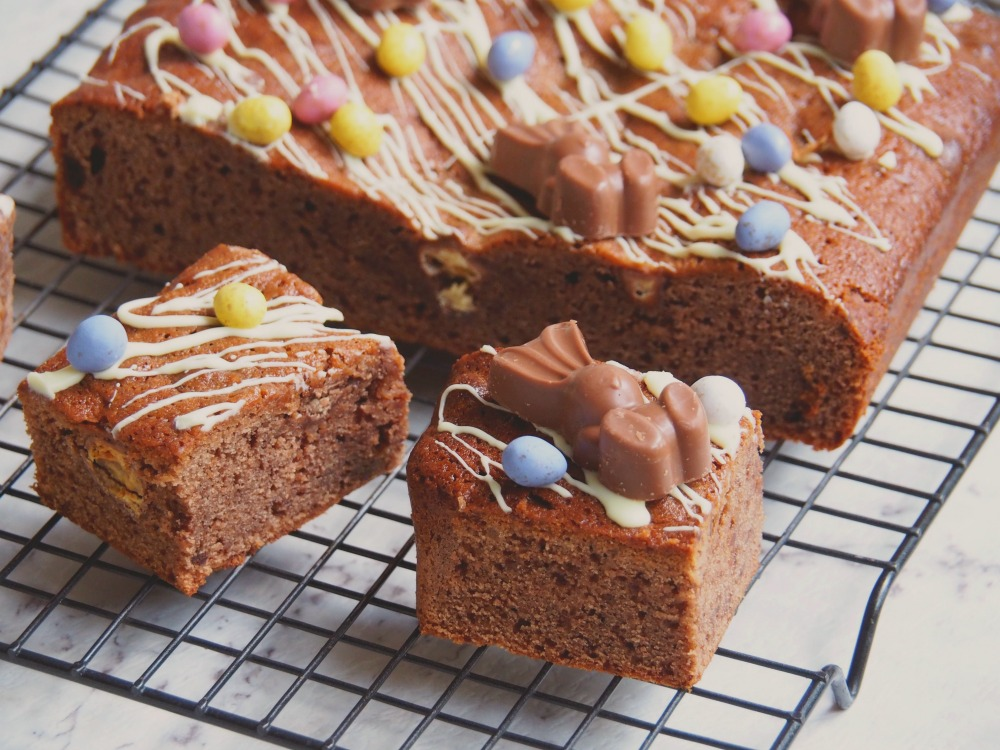 melt and mix milo easter slice 4