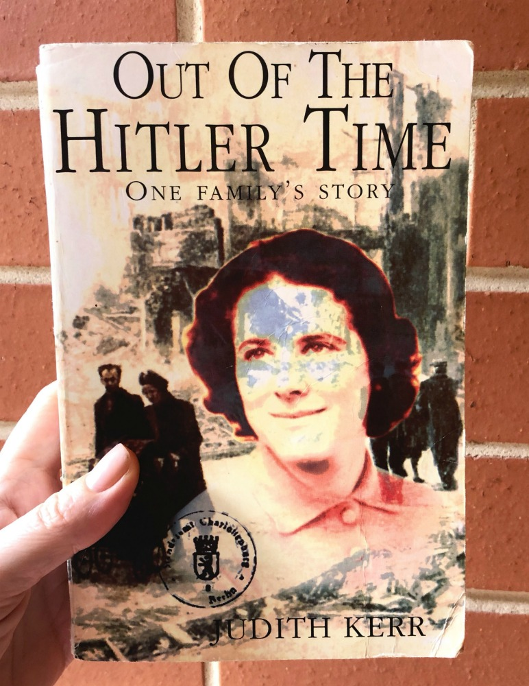 out of hitler time Judith Kerr