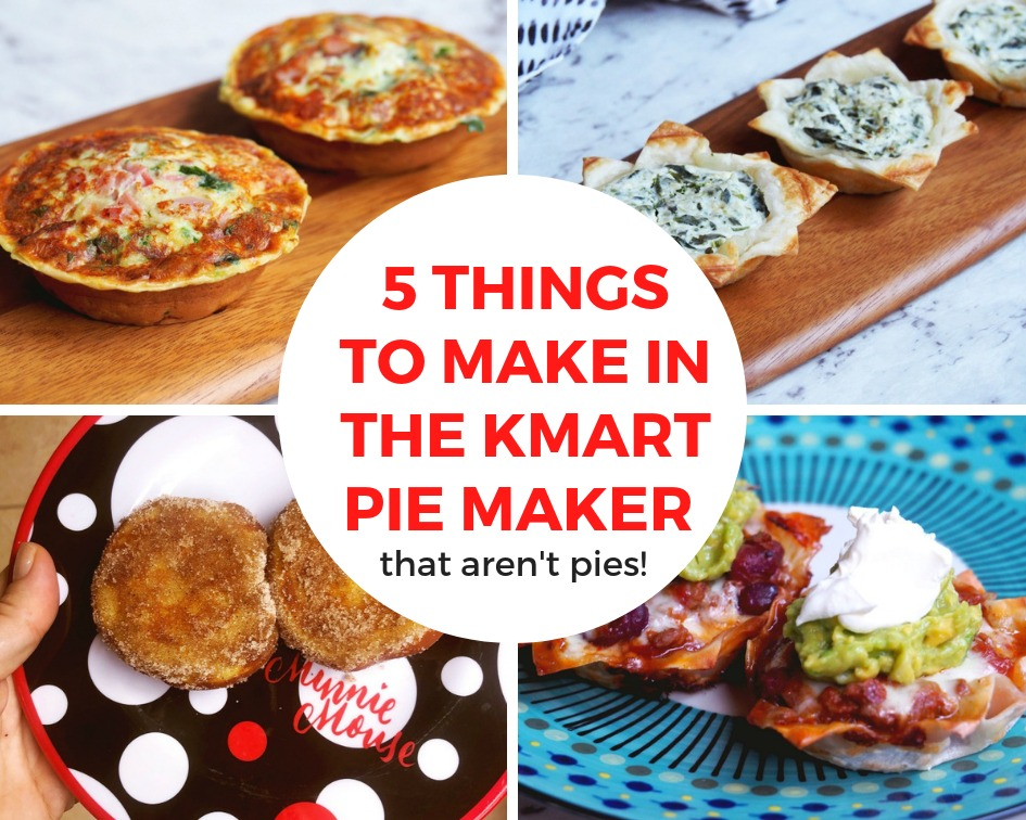 5-things-to-make-in-the-kmart-pie-maker