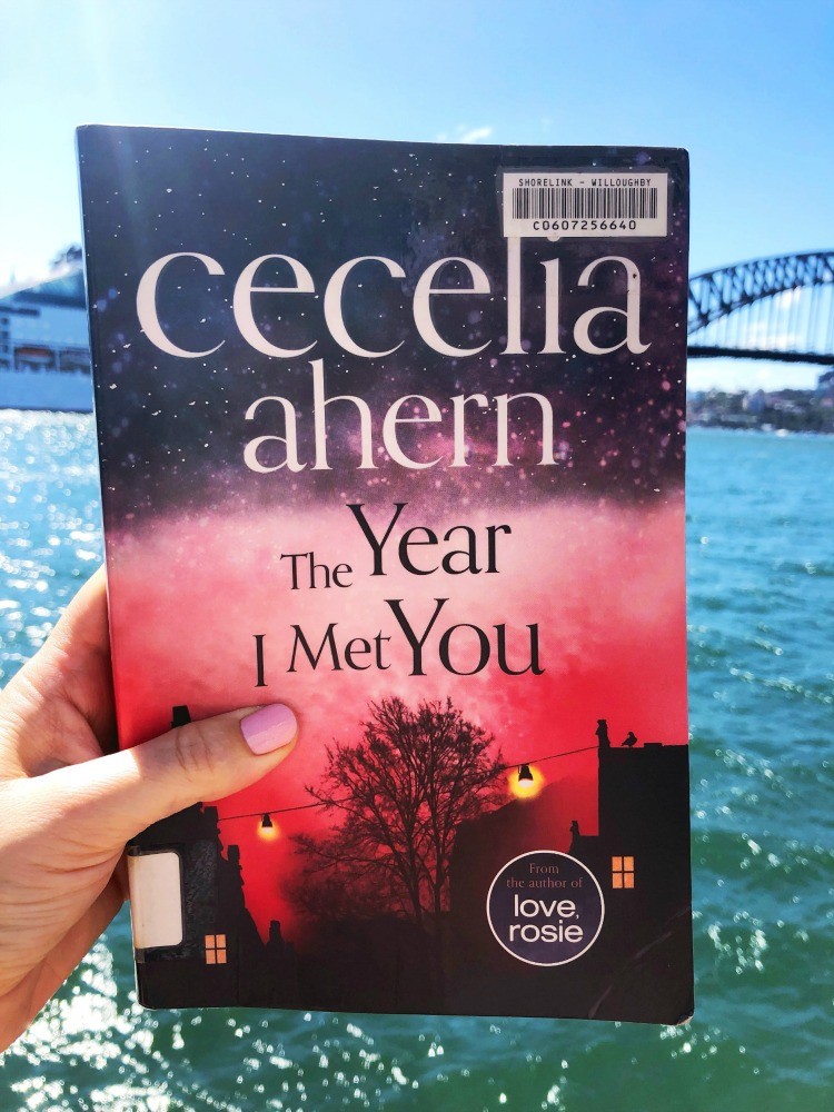 the year I met you Celia Ahern