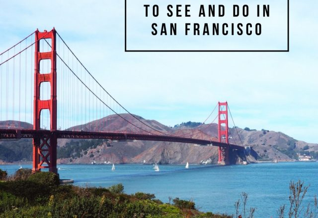 35 Things to See and Do in San Francisco