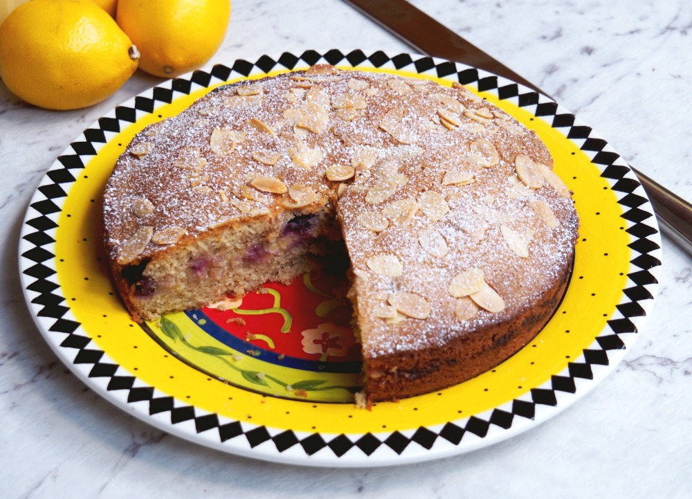 lemon-butter-almond-blueberry-cake-4