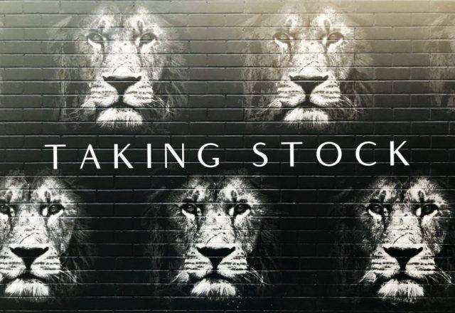 Taking Stock – July 2019