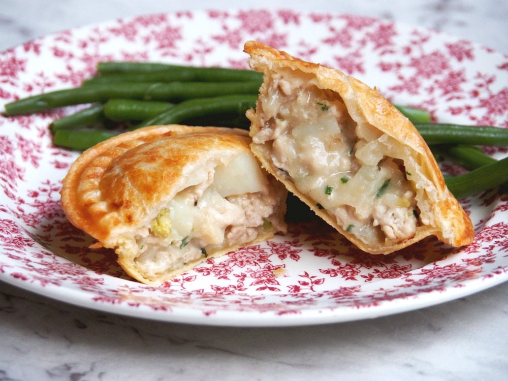 chicken fennel pie 3
