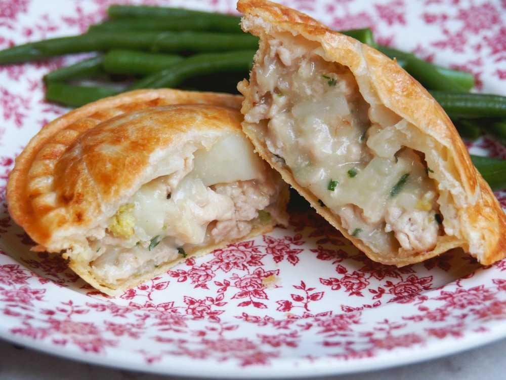 pie maker chicken fennel pies