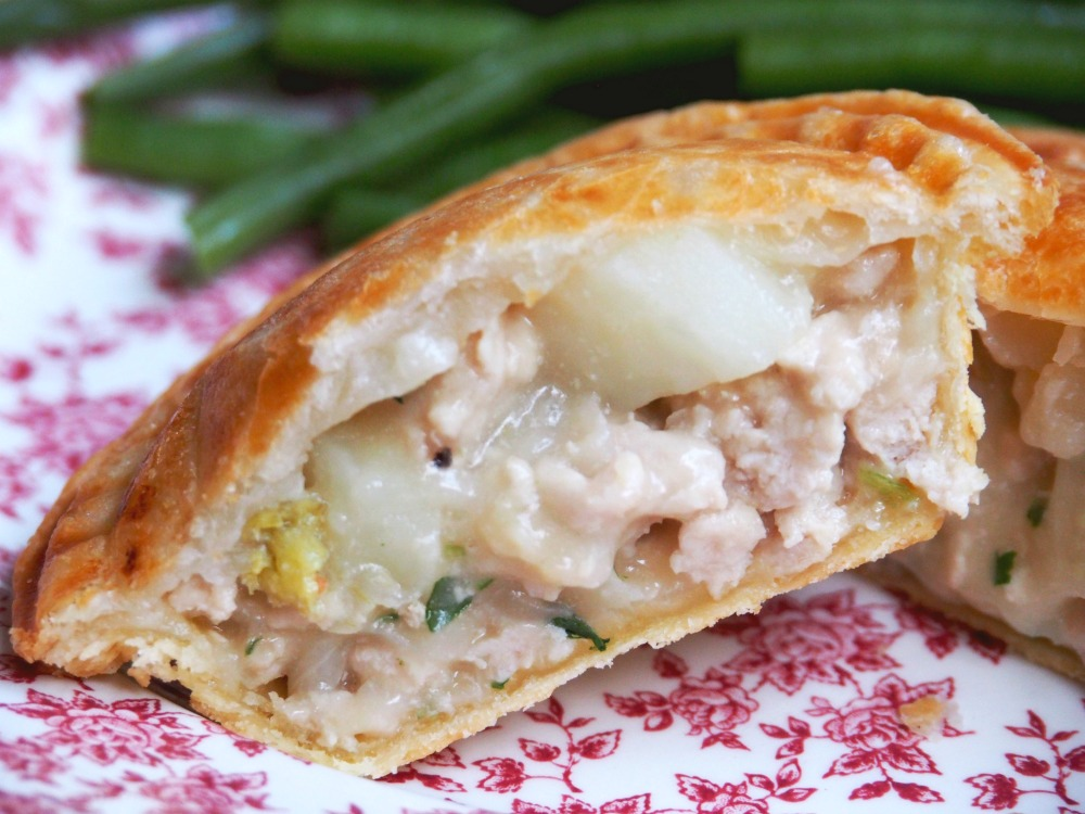 pie maker chicken fennel pie 4