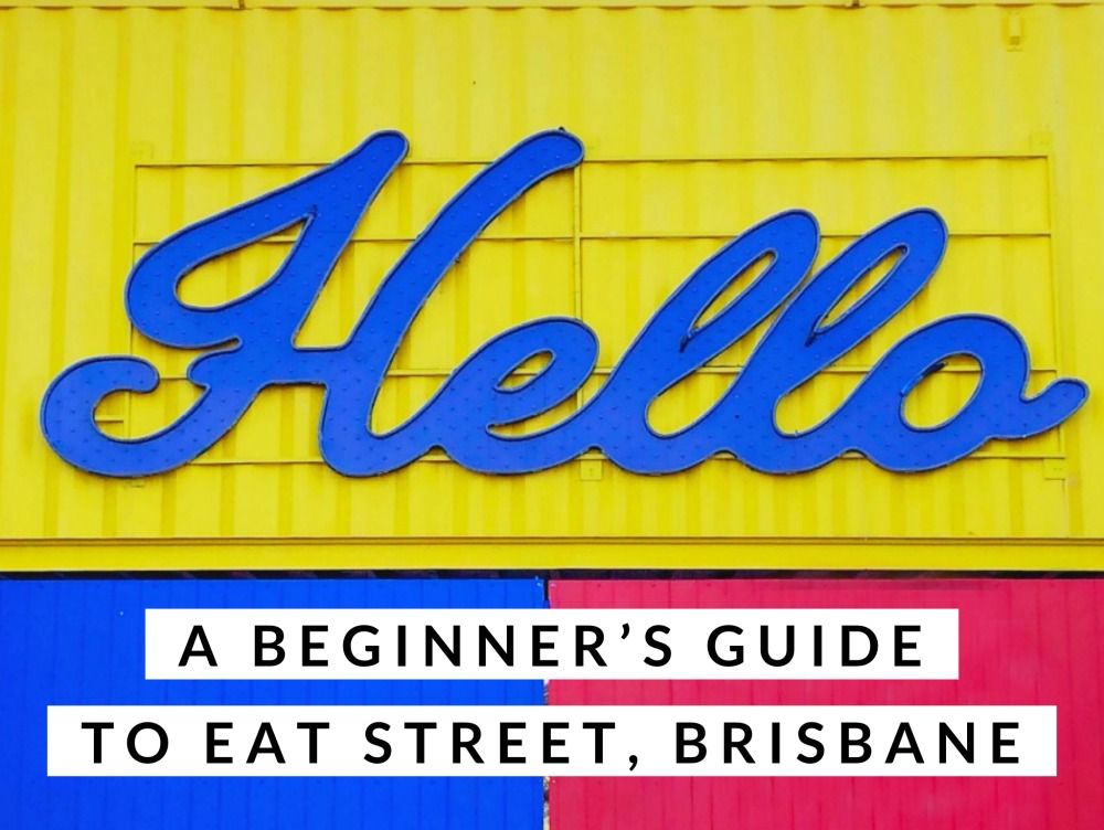 beginners guide eat street brisbane