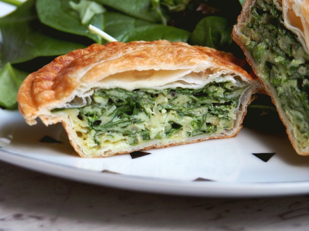 spinach pie mini 3