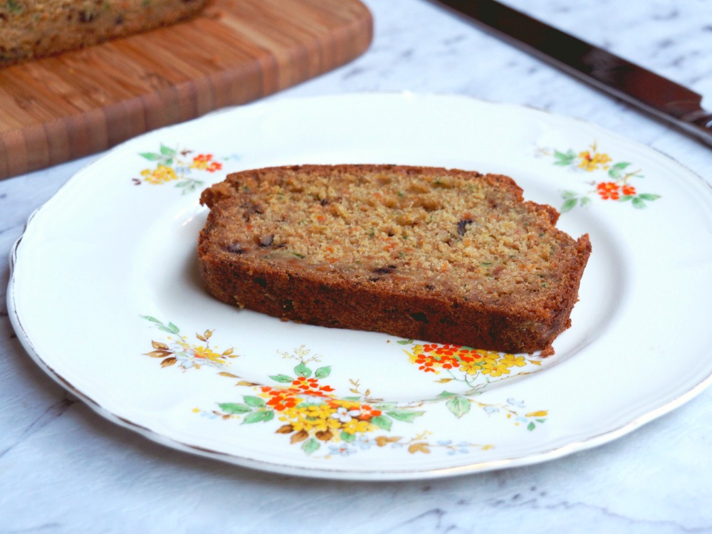 carrot zucchini orange loaf 2